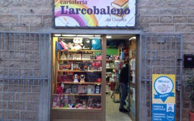 La Cartoleria l'Arcobaleno di Claudia Taras