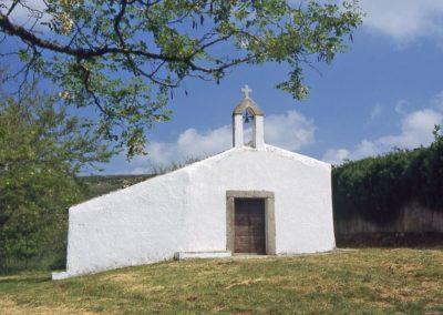 chiesa campestre, Aggius, Sardegna
