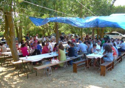 festa campestre ad Aggius