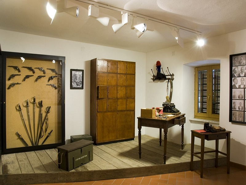 Ethnographic Museum Aggius, Sardinia