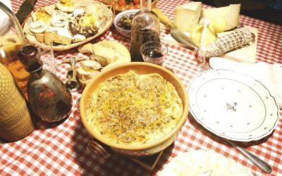 La Zuppa Gallurese (Suppa Cuata)